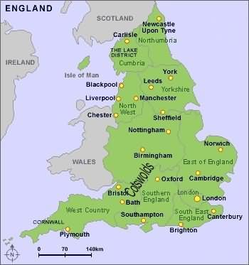 Tours Around Chester